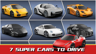 Screenshot from Unblocked Driving - Real 3D Racing Rivals and Speed Traffic Car Simulator