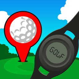 GPS Golf Watch by 60beat