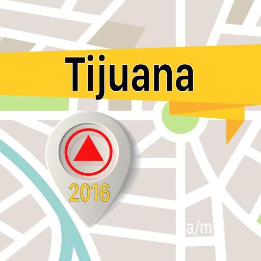 Tijuana Offline Map Navigator and Guide