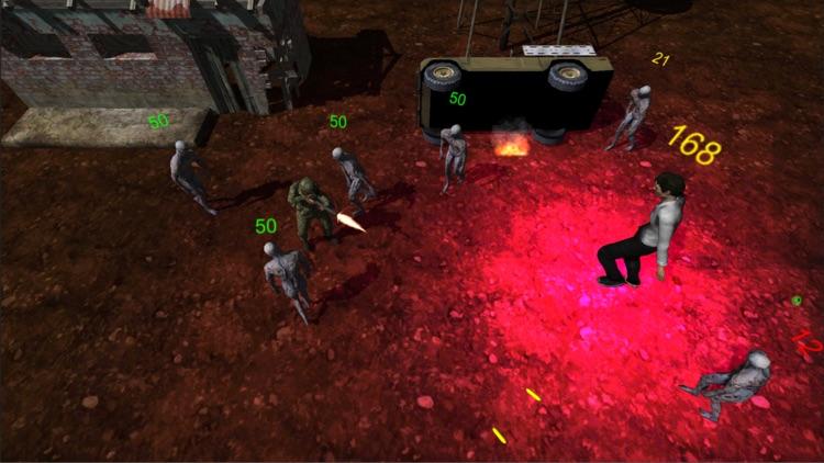 Shooting Kill Zombies