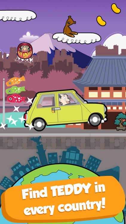 Mr Bean™ - Around the World screenshot-3