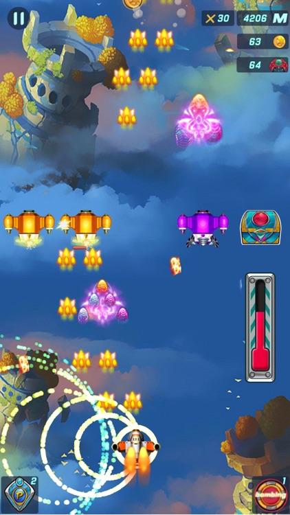 飞机射击-雷电空战 screenshot-3