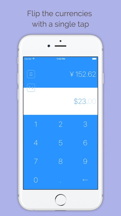 Currency Converter Pro with Geo-based conversion screenshot-3