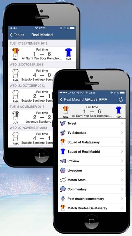 European Football History 2015-2016 screenshot-3