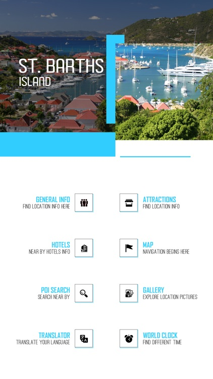 St. Barths Island Tourism Guide screenshot-1