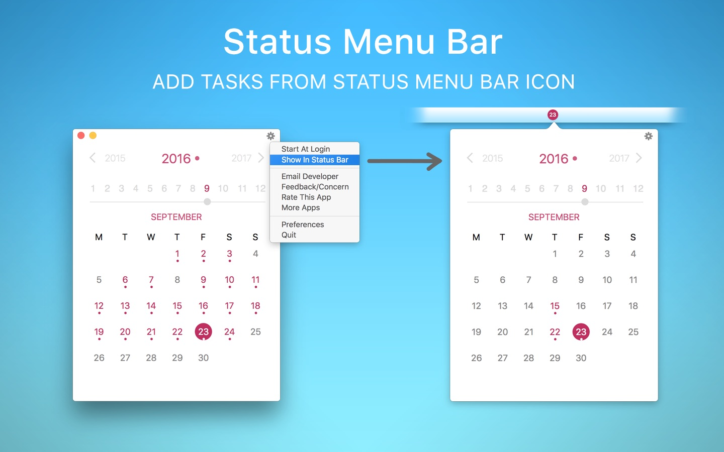 2DoList - Task, Reminder and Calendar on the Mac App Store