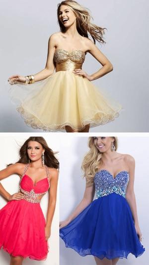Beautiful Prom Dress Design Catalog on the App Store