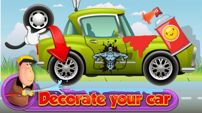 Kids Car Wash Adventure-Tiny Auto Truck Shop screenshot three