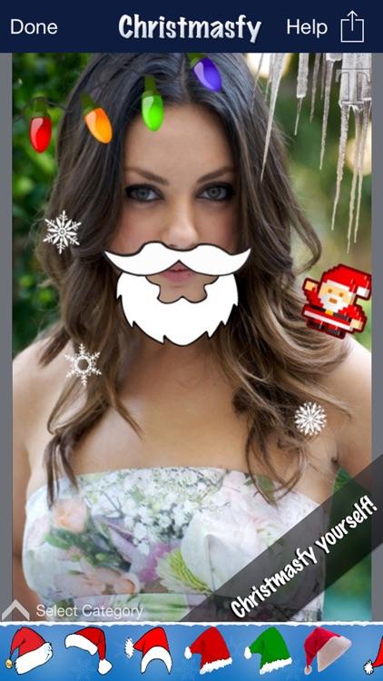 Christmasfy Photo Booth screenshot-3