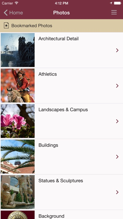 myFSU Mobile screenshot-3