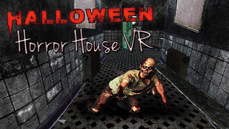 Halloween Horror House VR