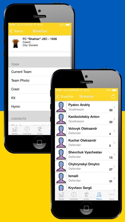 Ukrainian Football History 2012-2013 screenshot-4