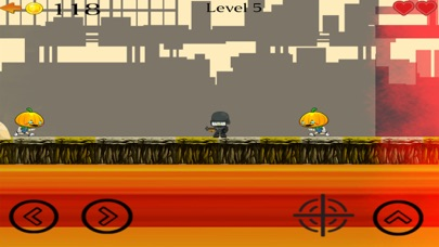 Shoot N Kill the Bad Dummy Guys 2 (An ultimate Platform Shooter) screenshot two