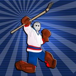 Super Hockey Goalie