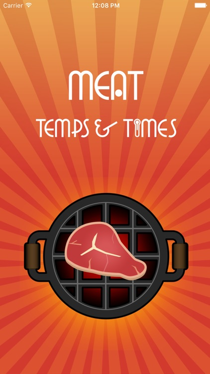 Meat Temps & Times Free screenshot-0