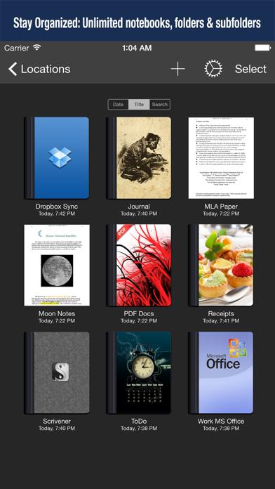 Скриншот №3 к Textilus Pro Word Processor