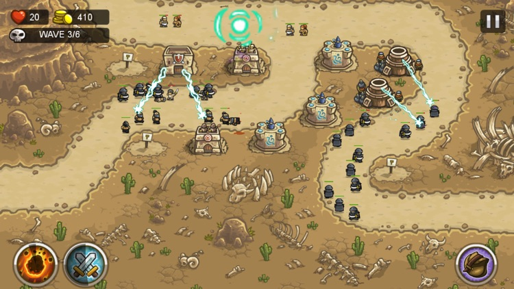Defense of Kingdom: HomeWorld Defend of Field Battle Defense Game