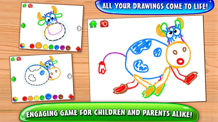 Draw Your Cartoon! Drawing for Kids FULL