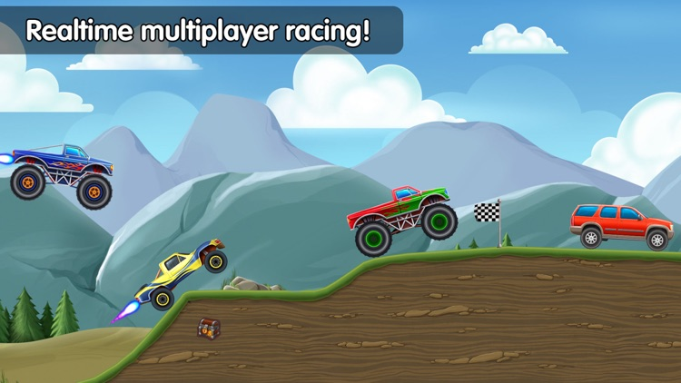 Race Day - Multiplayer Racing screenshot-0