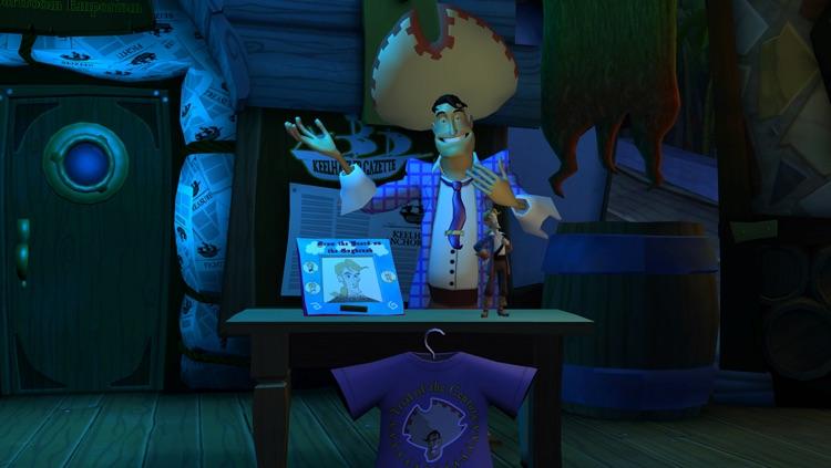 Monkey Island Tales 4 screenshot-3