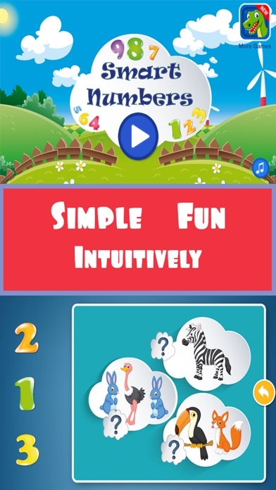 Numbers Puzzles Games Kids Toddlers Free Puzzle