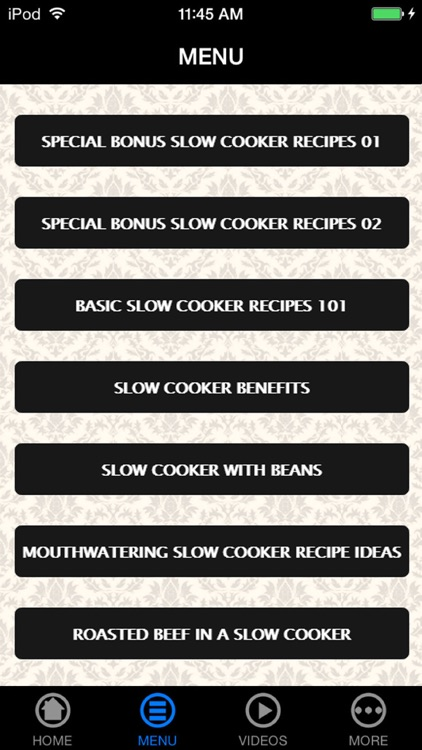 Best Slow Cooker Recipes Made Easy for Beginners; Over 500 Recipes & Live Healthier! screenshot-4
