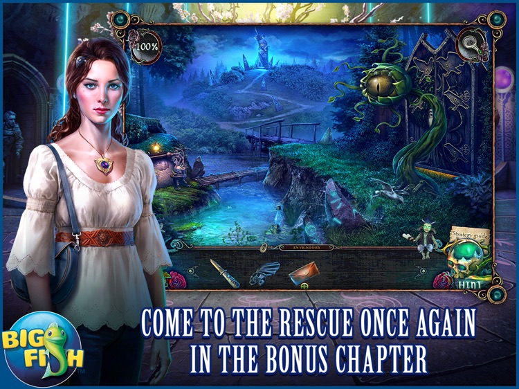 Witches' Legacy: Slumbering Darkness HD - A Hidden Object Mystery (Full) screenshot-3