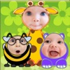 Baby Faces Photo Frames Pro