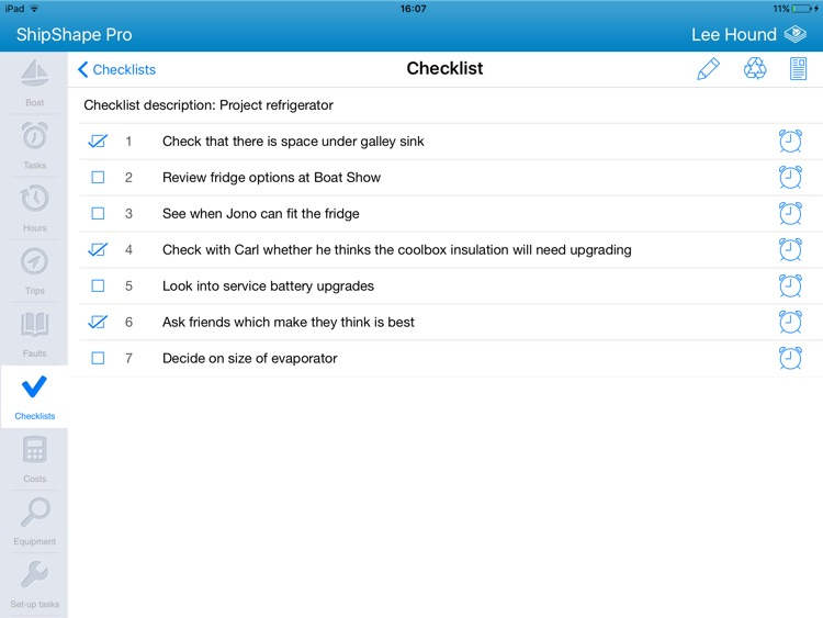 ShipShape Pro - Maintenance screenshot-4