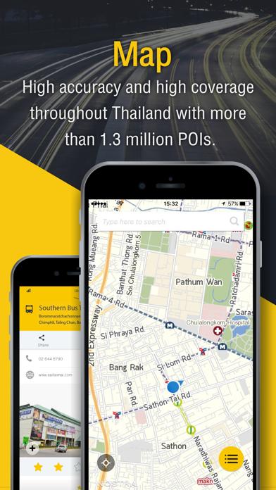 NOSTRA Map - GPS Navigation screenshot one