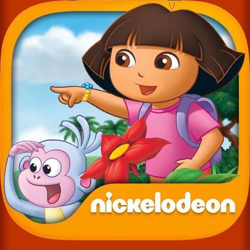 Dora's Great Big World HD icon