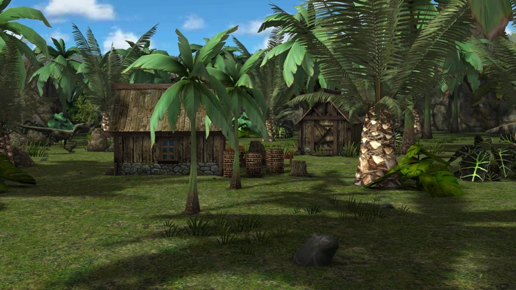Jurassic Virtual Reality (VR) screenshot-3