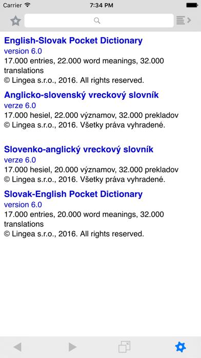 Lingea Anglicko-slovenský vreckový slovníkのおすすめ画像1
