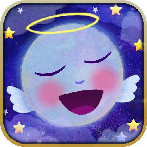 Lullaby Planet - sweet night song - bedtime music app for Baby infant and little children