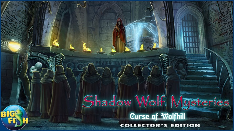 Shadow Wolf Mysteries: Curse of Wolfhill screenshot-4