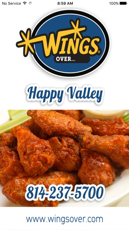 Wings Over Happy Valley By Foodtec