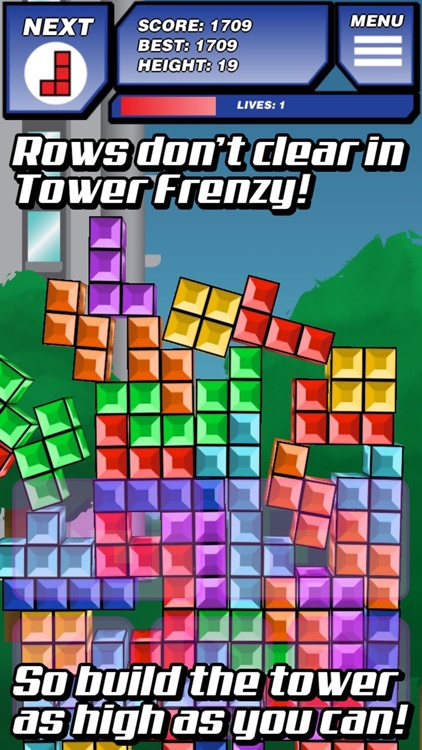 Tower Frenzy!