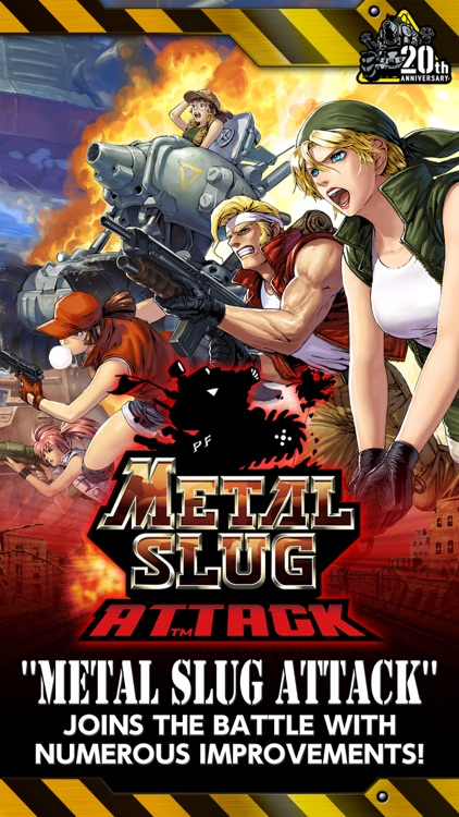 METAL SLUG ATTACK screenshot-0