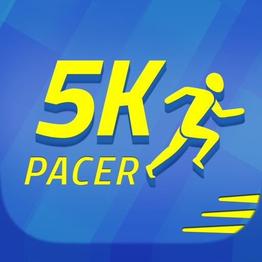 5K Pacer: Run pace training, Run faster