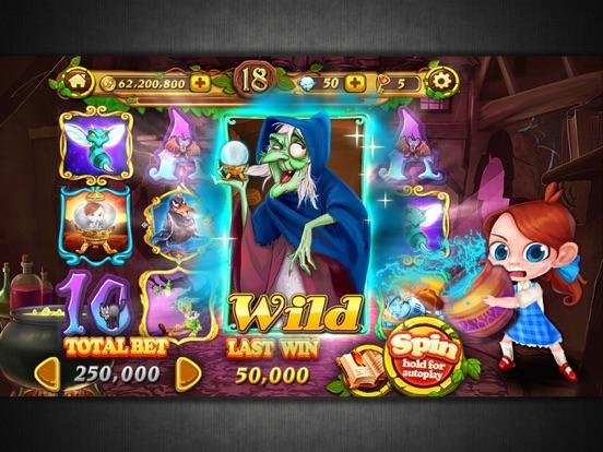 Slots in Wonderland - Las Vegas Free Slots Machines screenshot