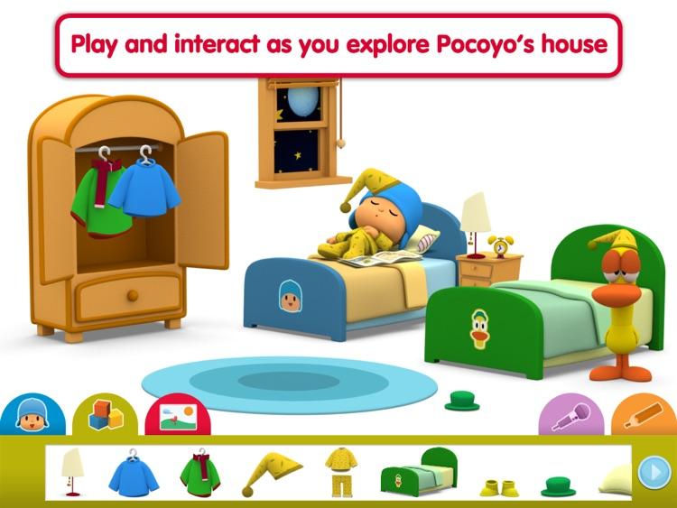 Pocoyo Playset - My Day screenshot-4
