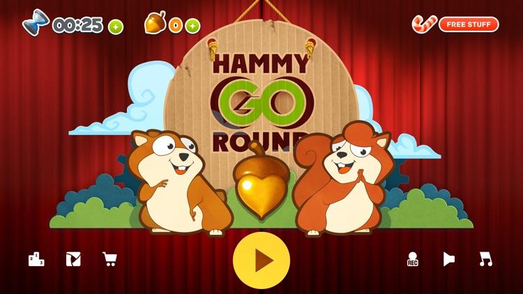 Hammy Go Round screenshot-4