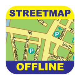 Seattle Offline Street Map