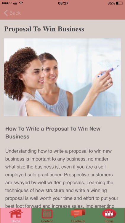 How to Write a Proposal PRO screenshot-2
