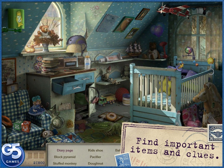 Letters from Nowhere® 2 HD screenshot-3
