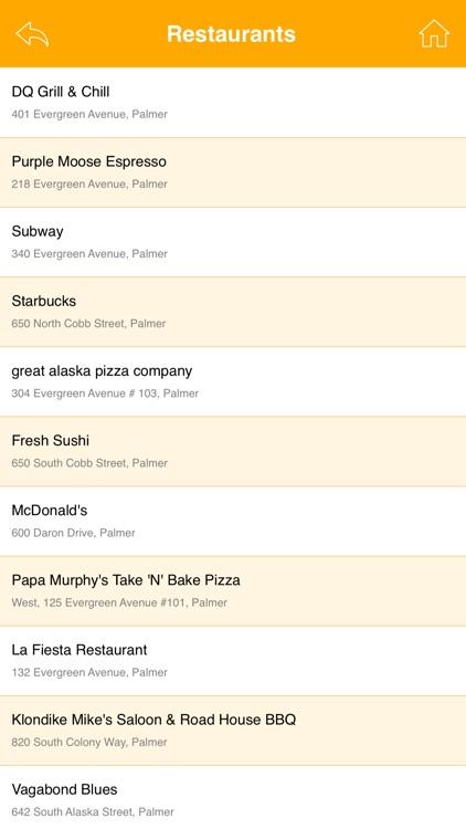 US Dairy Restaurants screenshot-4