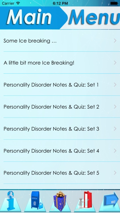 Personality Disorder: Symtomes, Causes & Therapy (1200 Tips, Notes, & Quiz) screenshot-3