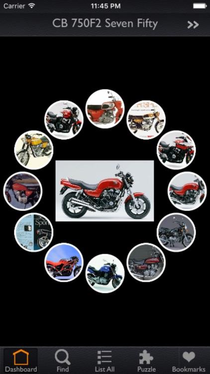 Honda Motorcycles Specs screenshot-3