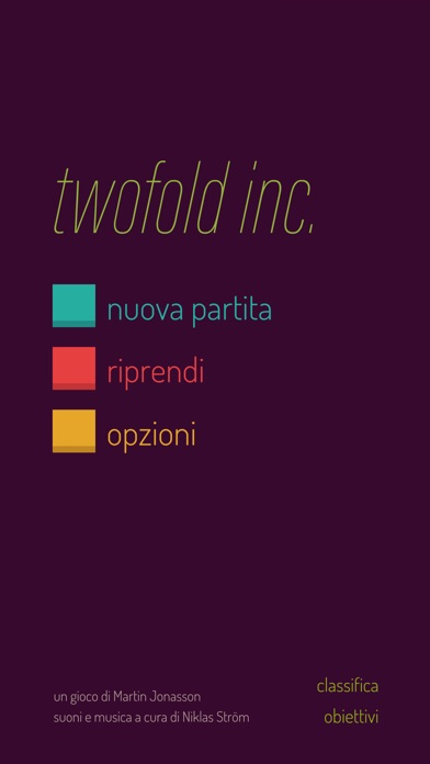 Screenshot for twofold inc. in Italy App Store
