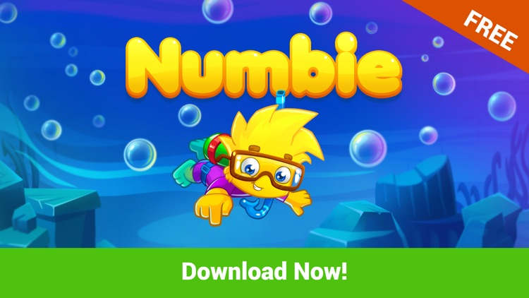 Numbie: First Grade Math screenshot-4